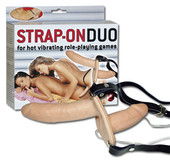 You2Toys Strap-on Duo Připínací penis